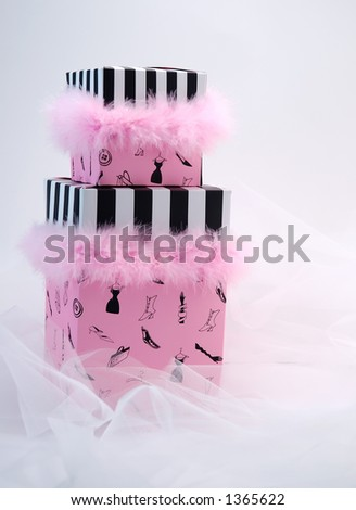 Pink for ladies - stock photo