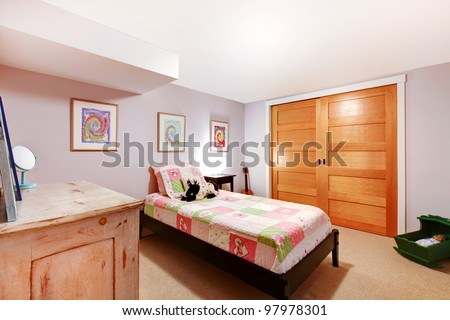 Kids Bedroom Interior Stock Photos RoyaltyFree ImagesVectors
