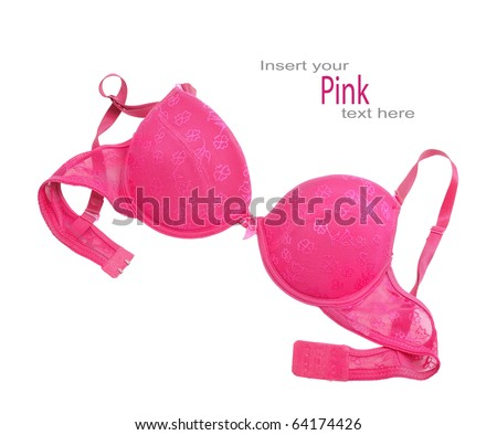 Pink Bra Stock Images, Royalty-Free Images & Vectors ...