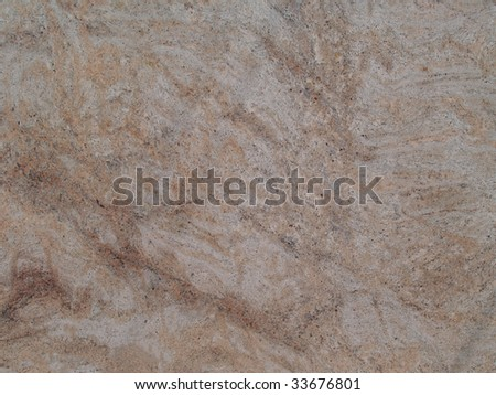 Pink or Salmon and Gray marbled grunge texture. - stock photo