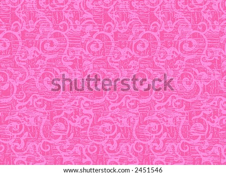 Pink Pacific Texture Background