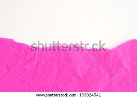 pink paper design - stock photo