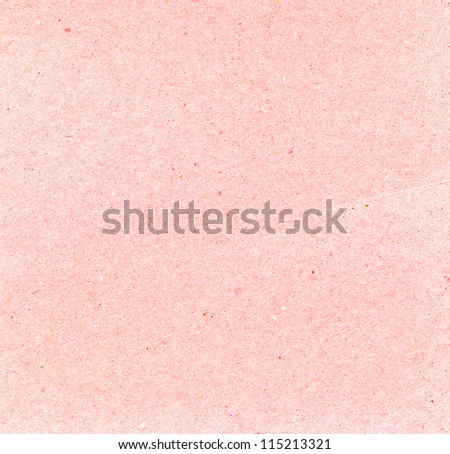 pink paper texture, can be used as background - stock photo