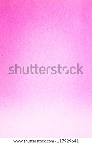 Pink Paper. Watercolor Paper Texture For Artwork / Old Pink Paper Texture (See Similar Images In My Portfolio) - stock photo