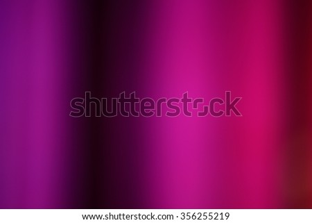 Pink, Purple, Black and Red Blurred Abstract Background - stock photo