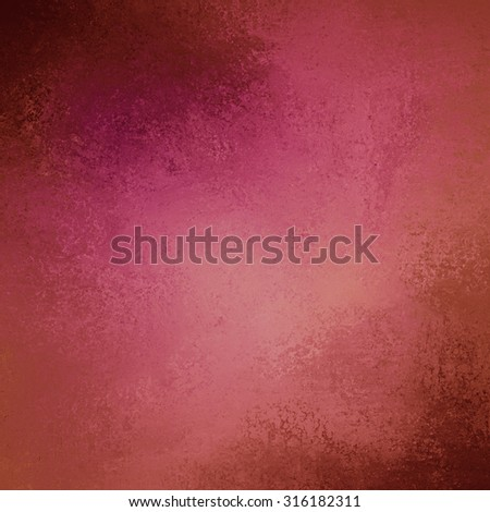 pink purple red and orange toned background color with vintage grunge background texture - stock photo