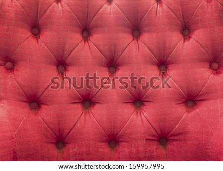 Pink sofa leather background