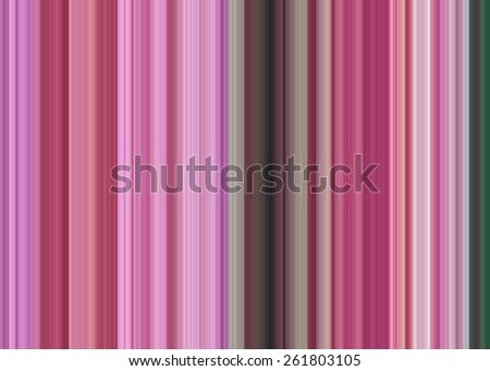 pink stripes background - stock photo