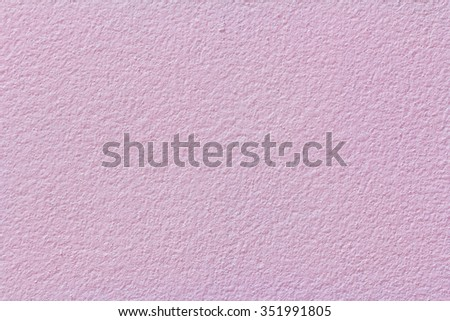Pink wall texture can be used as texture background - stock photo