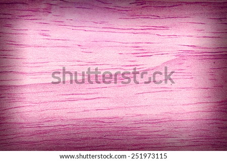 Pink Wood texture,Bark texture for the background or text - stock photo