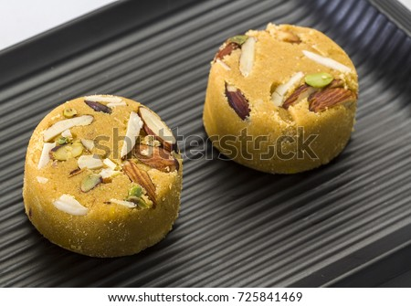 pinni  - an indian dessert or sweet cuisine  Pinni is a type North Indian cuisine dish that is eaten mostly in winters. It is served as a dessert