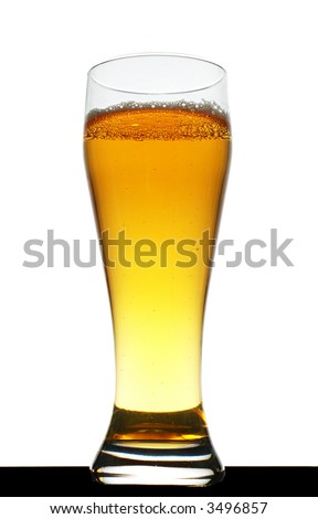 pint of cold beer