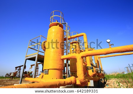 Pipeline valves and industrial equipment