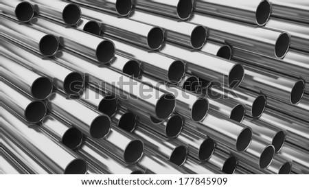 how to cut titanium pipe