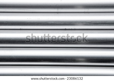 Pipes as a background - stock photo