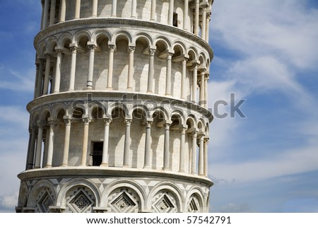 Pisa - hanging-tower
