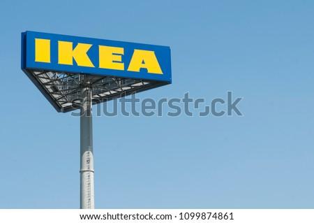 stock-photo-pisa-it-april-ikea-pole-sign