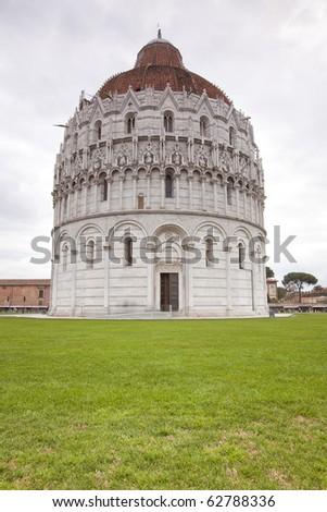 Pisa, Tuscany, Italy - stock photo