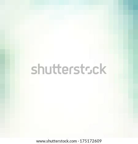 Pixel Background - stock photo