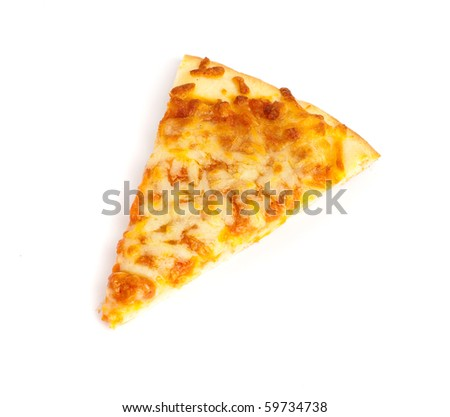 Pizza. - stock photo