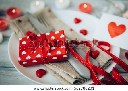 thiết lập vị trí cho Valentine