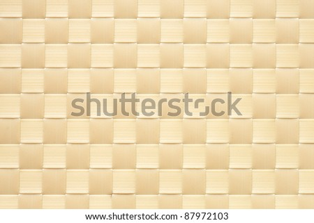 Plaid background - tablecloth texture - stock photo