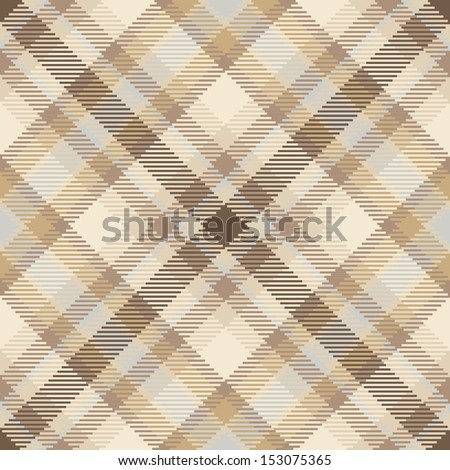 Plaid pattern  in fashion trend colors Seamless pattern wrapper  - stock photo