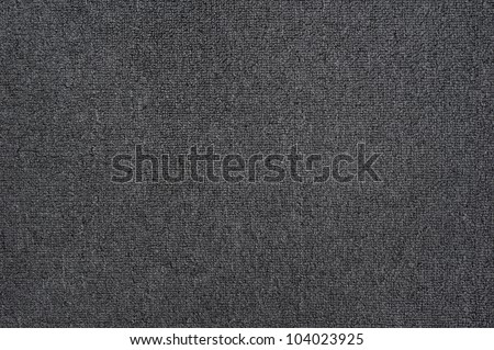 Plain carpet texture. - stock photo