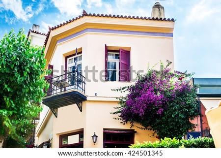 Plaka, Athens, Greece - stock photo
