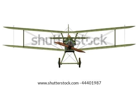 plane - stock photo