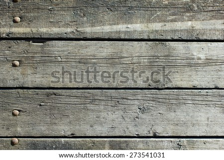 Planed wood background old board. - stock photo