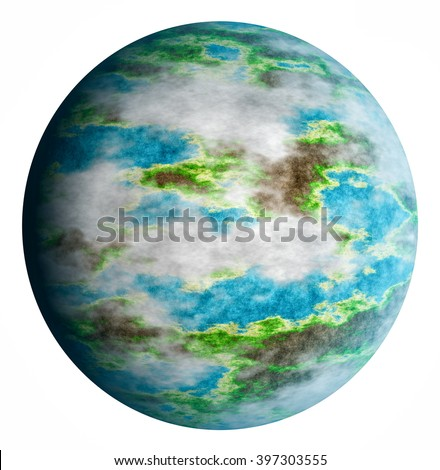 Planet earth isolated on a white background. universe planet. universe planet. universe planet. universe planet. universe planet. universe planet. universe planet. universe planet. universe planet.  - stock photo