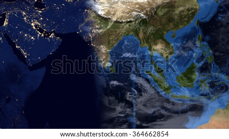 Planet earth map indiaindonesiaasia elements this stock illustration planet earth map indiaindonesiaasia elements of this image furnished by gumiabroncs Images
