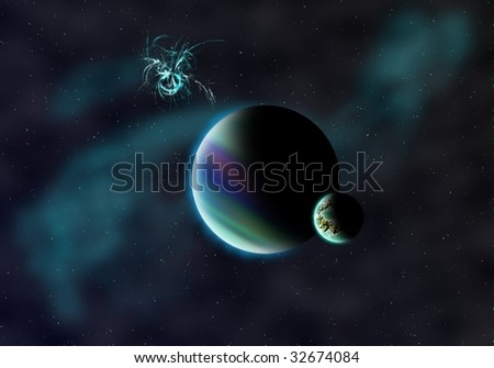 Planets - stock photo