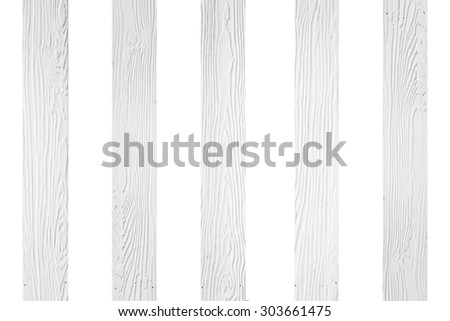 Plank isolated on background abstract style. - stock photo
