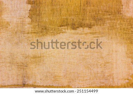 Plank of wood of the plywood background - stock photo