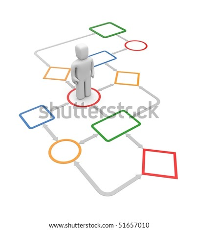 Planning - stock photo