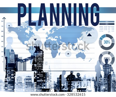 Planning Plan Strategy Analysis Development Concept