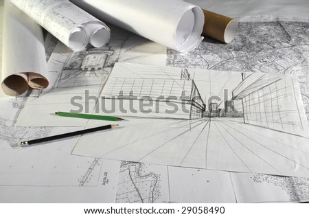 Architects Desk desk architect stock photos, royalty-free images & vectors