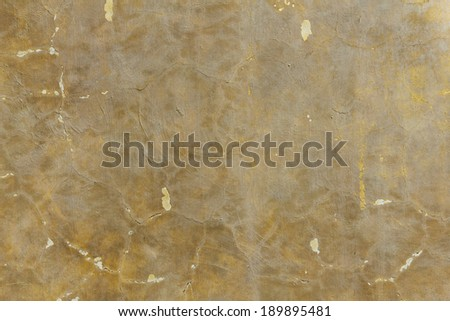 Plaster old house texture with grunge texture - stock photo