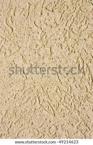 plaster texture - stock photo