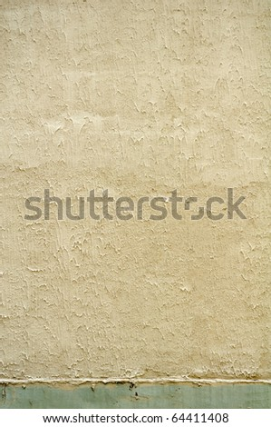 Plaster Wall as Background - stock photo