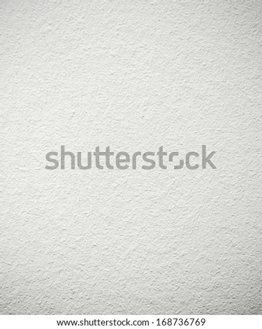 Plaster wall surface - stock photo