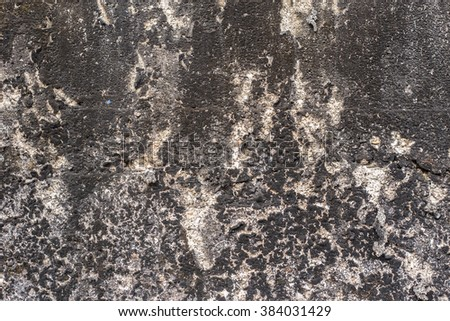 plastered grey and white old wall background