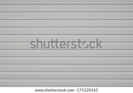 Plastic panels texture - stock photo