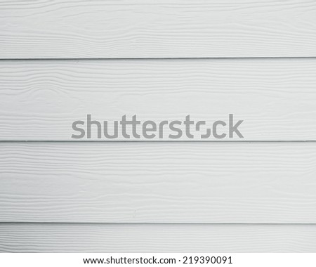 plastic siding wood texture background  - stock photo
