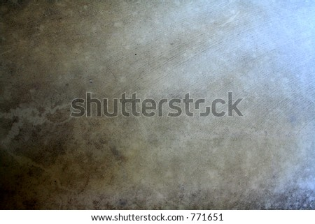 Plastic tank texture 2 - stock photo
