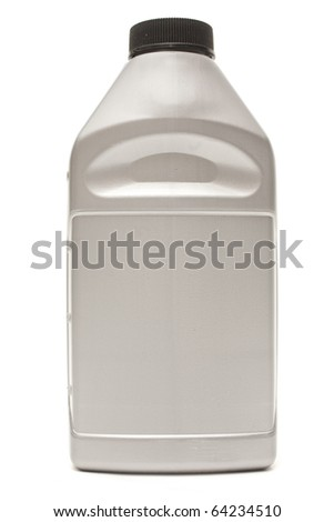 plastic tube - stock photo
