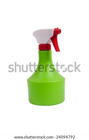 Plastic vaporizer - stock photo