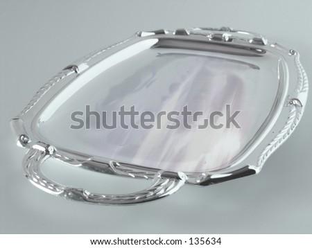 platter - stock photo